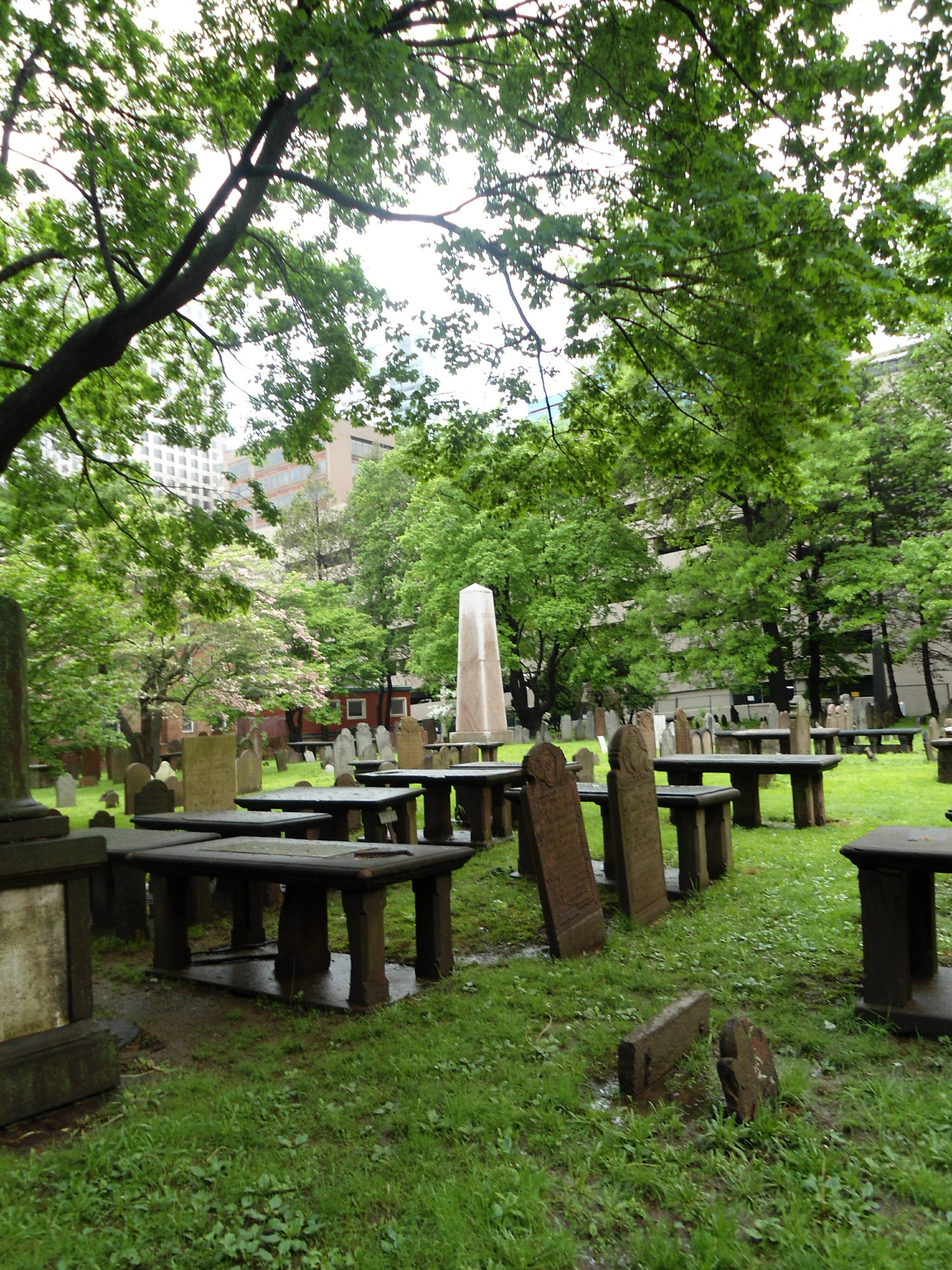 Ancient Burying Ground