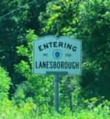 Lanesborough Sign