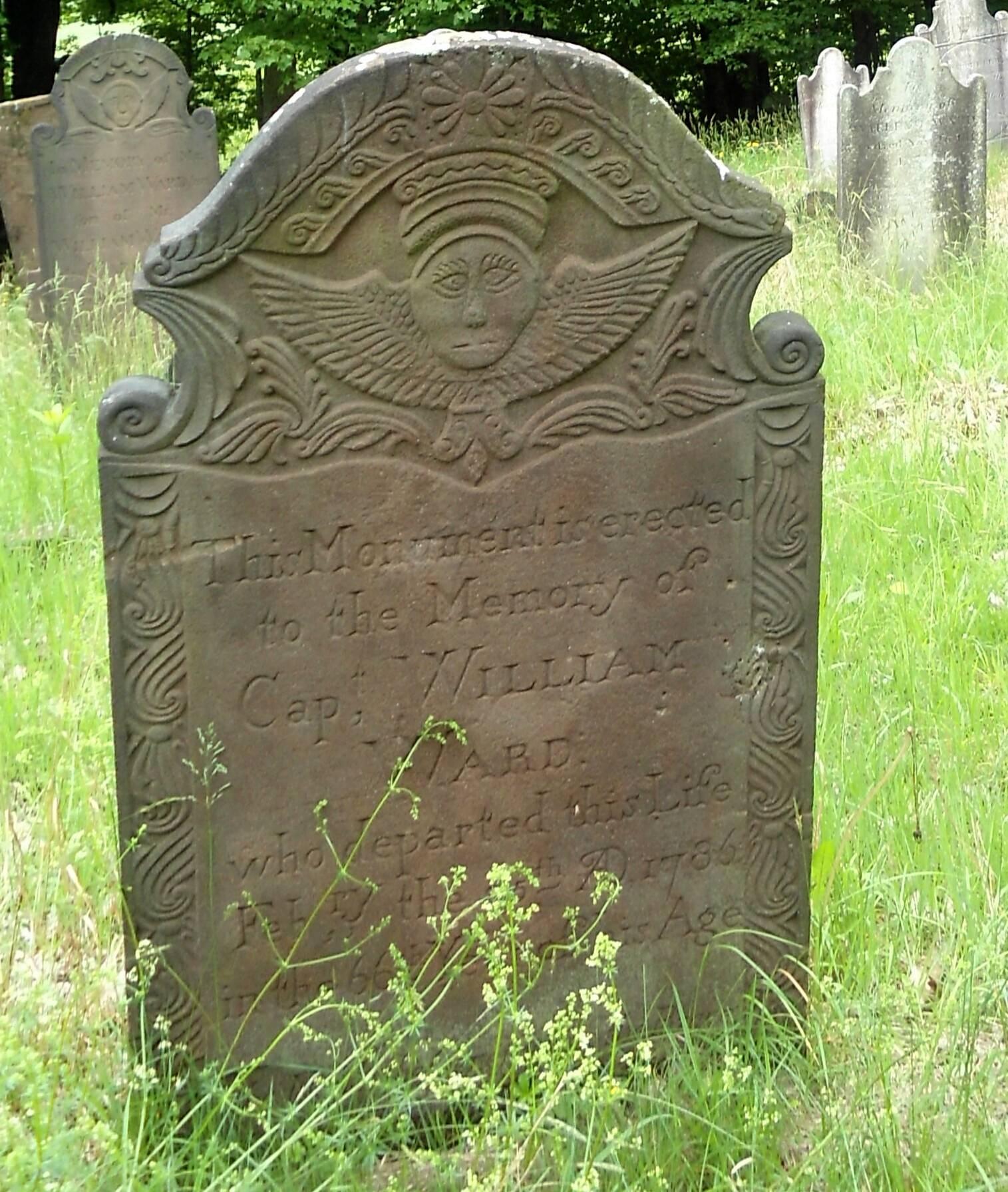 Capt William Ward